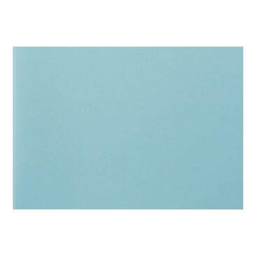 インターナショナルコマース とじ太くん 紙カバー A4 ヨコ15mm(ブルー)