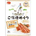 日本ペットフード ご当地めぐり 九州鶏の粗挽きささみ&なんこつ入り 細切り 80g ペット用品 フード 犬