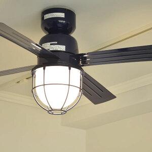 LEDシーリングファンライト