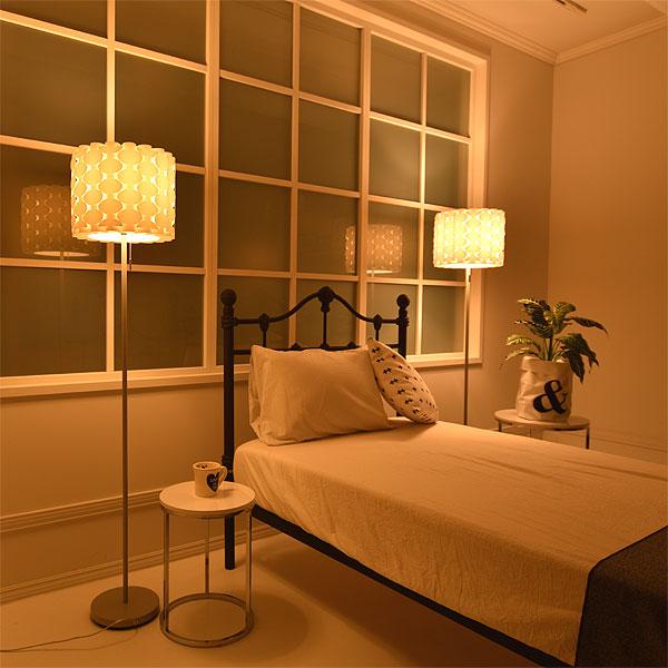 スタンドライト フロアライト PSB 333GY(グレー) FLOORLAMP フロアスタンドライト 間接照明 北欧 照明 おしゃれ リビング 寝室 ベッドサイド 1灯 新生活 ワンルーム おうち時間 父の日