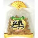 山田製菓/どーなつファーム/巾着豆乳ドーナツ(プレーン)/180g
