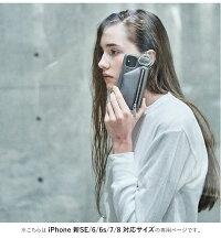 \待望の共通サイズ登場/エジュー7月中旬予約ajewAjewcadenaszipphonecaseiphone7ケースiphone6/6sケースレザーブランドおしゃれ人気小銭入れカードケースSUICA