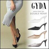 ジェイダ GYDA 4月下旬予約 Newポインテッドミュール レディース シューズ 靴 ミュール ヒール ピンヒール シンプル レザー フェイクレザー ポインテッドトゥ 071711808201