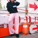 《期間限定★P10倍》【通16200円→70%OFF】ハニーミーハニー Honey mi Honey 通販 chiffon wide pants シフォンワイドパンツ ガウチョパンツ パンツ レディース ボトムス 無地 黒 ピンク キャメル 15S-TA-19 16A-TA-16