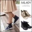 ミレディ MILADY 通販 スニーカーレインブーツ レディース シューズ 靴 スニーカー レインブーツ ブーツ レースアップ ML844