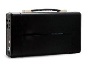 PowerGoポータブルバッテリー&ソーラーセット(ST-462)【メーカー直送のため代金引換不可】