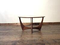 【アンティーク家具】G-PLANROUNDCOFFEETABLEGCT-01ジープランラウンドコーヒーテーブル