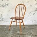 アーコール フープバック チェア Ercol Hoop Back Chair(2707-029)【ダブルデイ/DOUBLEDAY/アンティーク/ビンテージ/家具/雑貨】NEW