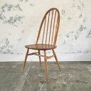 アーコール クエーカー チェアErcol Quaker Chair(2602-024A)【ダブルデイ/DOUBLEDAY/アンティーク/ビンテージ/家具/雑貨】