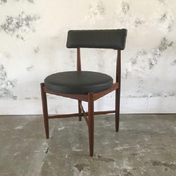 ジープラン フレスコ ダイニングチェアG-Plan Fresco Dining Chair(2707-021)【ダブルデイ/DOUBLEDAY/アンティーク/ビンテージ/チーク/家具/雑貨】