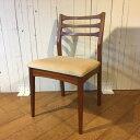 チークダイニングチェア Teak Dining Chair(3202-033-C)【ダブルデイ/DOUBLEDAY/アンティーク/ビンテージ/チーク/家具/雑貨】