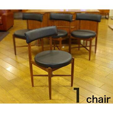 ジープラン フレスコ ダイニングチェア【1脚】G-Plan Fresco Dining Chair(2707-021)【1脚】【ダブルデイ/DOUBLEDAY/アンティーク/ビンテージ/チーク/家具/雑貨】