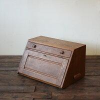 【家具/アンティーク】ErcolDeskTopBureau(2602-036)アーコールデスクトップビューロ(デスク/収納/本棚/ディスプレイ/チェスト/置き床)