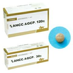 【AHCC&GCP】30粒 【旧 PE AHCC&GCP】  犬猫用 【YDKG-tk【RCP…
