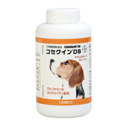 犬コンドロイチングルコサミン1【レビューを書いて...