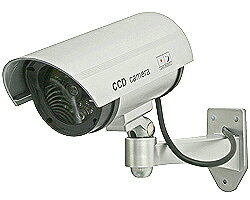 マザーツール (MT) 屋外設置型ダミーカメラ DC-027IR