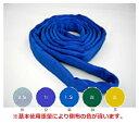 【ポイント10倍】 テザック ブルースリングソフト N型(エンドレスタイプ) 1.6t×2m (sn-46x2) (青色)