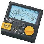 横河 アナログ絶縁抵抗計 2406-32 (750-6015) 《電気測定器》:道具屋さん