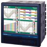 チノー (chino) KR3000シリーズ グラフィックレコーダ KR3180-N0A (722-0219) 《温度計・湿度計》