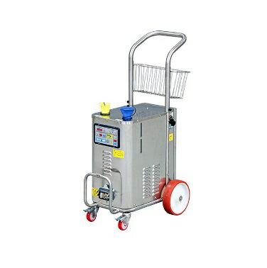 【代引不可】 蔵王産業 2タンク式 スチーム洗浄機 スチームボックスミニ (4540020) 【特大・送料別】