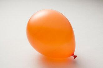 100 件 (淺橙色)) 20 釐米橡膠事件生日聚會氣球氣球熱氣球節