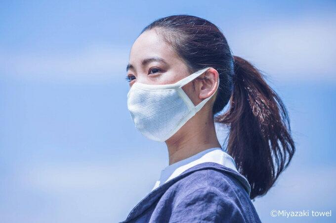 マスク 日本製 今治マスク シルクマスク