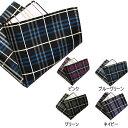 【メール便可】 ポケットチーフ タータンチェック シルク 日本製