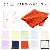 【メール便可】 今治タオル いまばりハンカチーフ 20 みやざきタオル