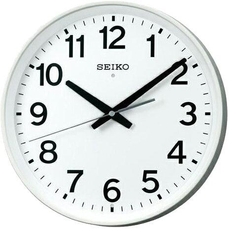 SEIKO セイコー 壁掛け時計 電波時計 オフィスタイプ SWEEP スイープ KX317W セイコー時計/電波掛け時計/電波掛時計/壁掛時計/かけ時計/壁掛け電波時計/電波壁掛け時計