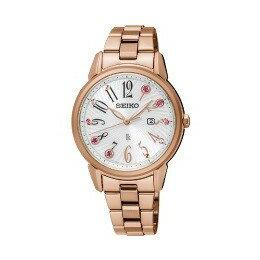 【お取り寄せ】SUT302J1 腕時計 SEIKO セイコー LUKIA(ルキア) ソーラー 海外逆輸入モデル