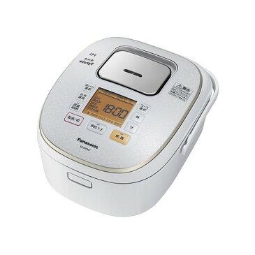 SR-HX107-W IHジャー炊飯器 Panasonic パナソニック 大火力おどり炊き 5.5合炊き SRHX107W スノーホワイト
