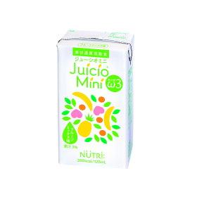 液状濃厚流動食「ジューシオ ミニ JuiciOミニ(フルーツミックス)」125ml×12本入【RCP】