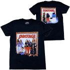 ブラックサバス・BLACKSABBATH・SABOTAGE・Tシャツ・バンドTシャツ