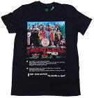 THEBEATLES・SGTPEPPER8TRACK・Tシャツ・ビートルズ・オフィシャル・バンドTシャツロックTシャツ