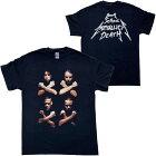 メタリカ・METALLICA・BIRTHDEATHCROSSEDARMS・Tシャツ・ロックTシャツ