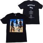 モーターヘッド・MOTORHEAD・ACEOFSPADESTRACKLIST・Tシャツ・ロックTシャツ