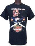 チャイルドプレイ2 CHILD'S PLAY 2 JACK IN THE BOX 映画Tシャツ オフィシャルTシャツ
