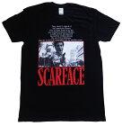 SCARFACE・スカーフェイス・AMERICANDREAMQUOTE・Tシャツ・映画Tシャツアル・パチーノTシャツ