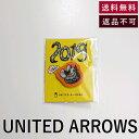 【中古】ユナイテッドアローズ UNITED ARROWS ピンバッチ2019 干支 ピンズ 猪 C0121Y019-1-D0513