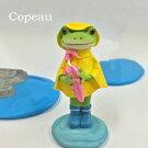 【70550】コポーレインコートのカエルコポタロウcopeau