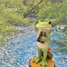 新作コポーミドルサイズ一休みカエルcopeauコポーシリーズコポタロウコポたんかえるカエル雑貨置き物オブジェフィギュア置物小物ガーデンミニチュアDRAWERPLUSドロワープラスどろわーぷらすダイカイ【72494】