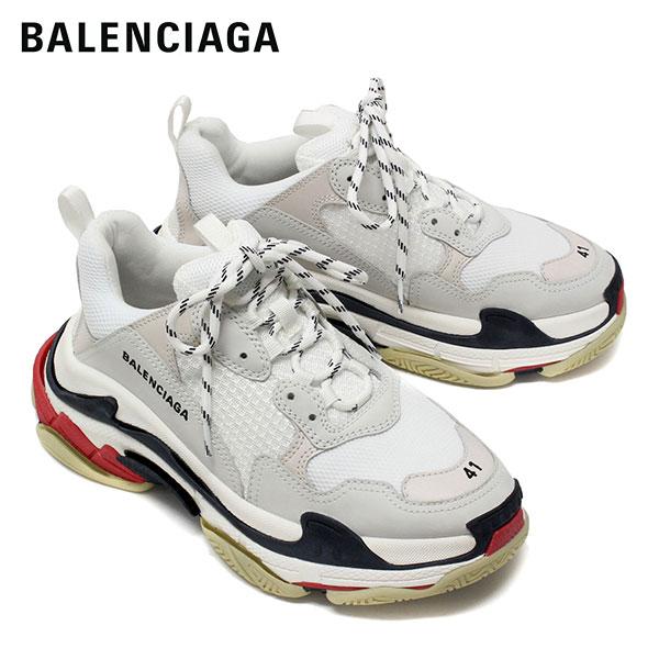 メンズ靴, スニーカー 2019-20AW TRIPLE S 533882 W09E1 9000BALENCIAGAm-shoes
