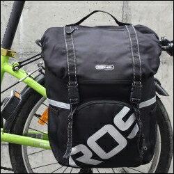 リアサイドバッグ自転車