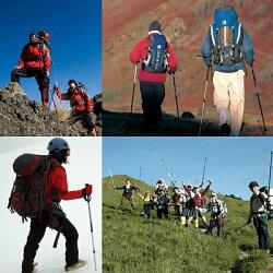 登山用ステッキ、トレッキングステッキ