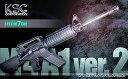 ガス M4A1 Ver.2 システム7【KSC】【ガスガン】【18才以上用】
