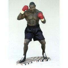 『マイクタイソン』等身大フィギュア!ヘビー級ボクサー(マイクタイソン)等身大フィギュア