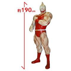 憧れのスーパーヒーロー「キン肉マン」がアナタの家にやってくるキン肉マン 等身大フィギュア