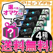 【送料無料】スポーツビューワンデー1箱30枚入1日使い捨てコンタクトレンズアイミー