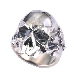 【新作】DEAL DESIGN ディールデザイン サーフェススカルリング メンズ 指輪 394262 【メーカー取り寄せ品】