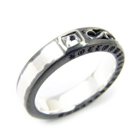メーカー取り寄せ品リトルヴェンデッタリング(シルバー)/指輪/holloow/ホロウ